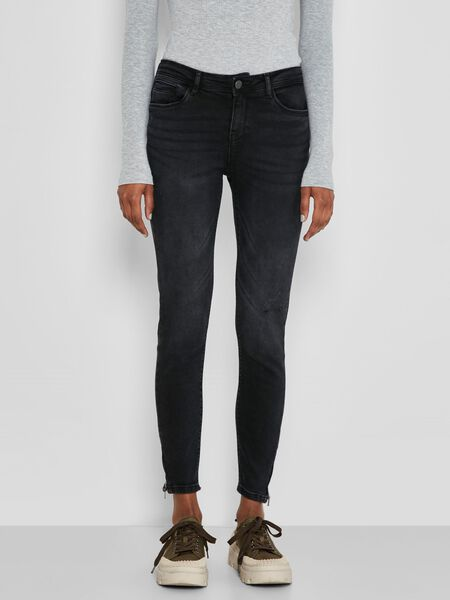 NMKIMMY CROPPED SKINNY JEANS