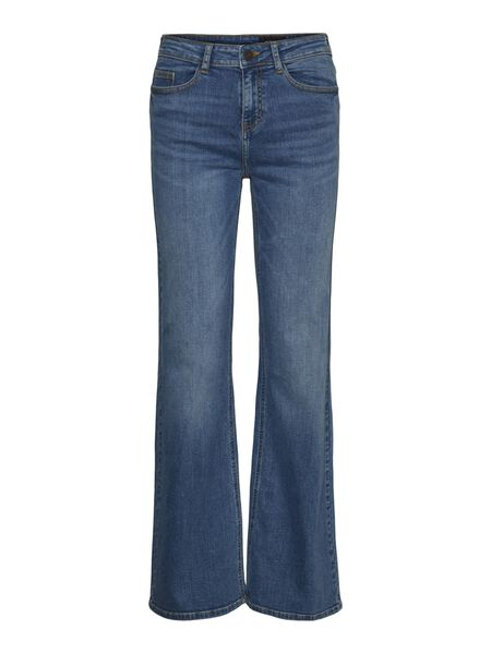 NMNAT HIGH WAIST FLARED JEANS