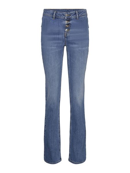 NMMARLI NORMAL WAIST SKINNY FIT JEANS