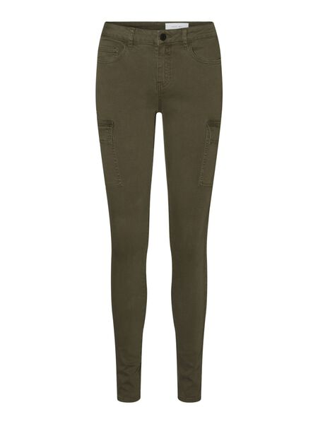 NMLUCY NORMAL WAIST TROUSERS
