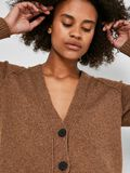SHORT KNITTED CARDIGAN, Partridge, highres