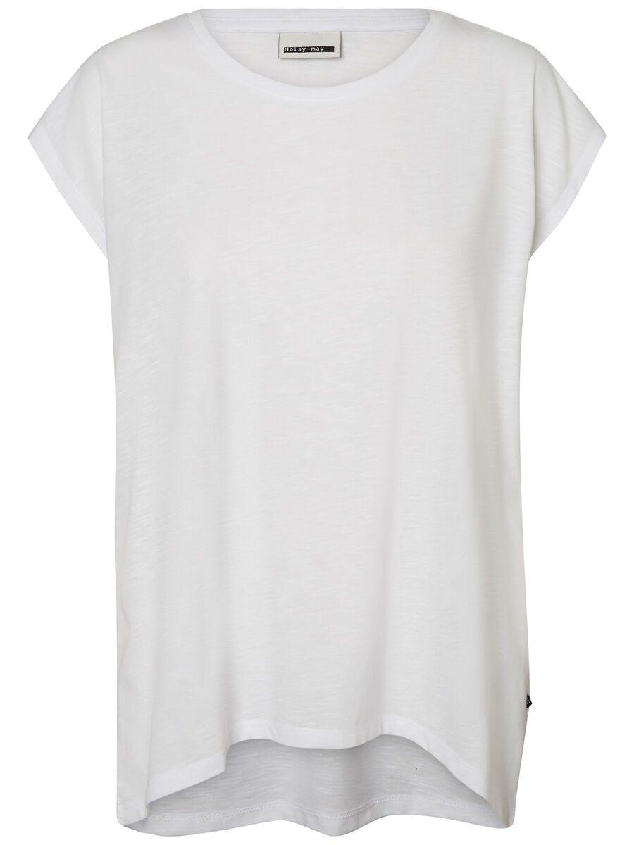OVERSIZED T-SHIRT, Bright White, highres