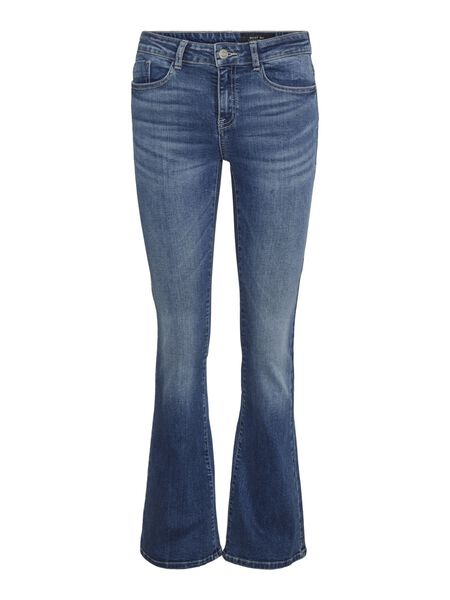 NMMARLI FLARED JEANS