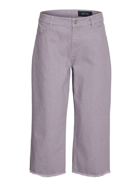 Noisy May NMAMANDA WIDE LEG CROPPED JEANS, Orchid Bloom, highres - 27015773_OrchidBloom_001.jpg