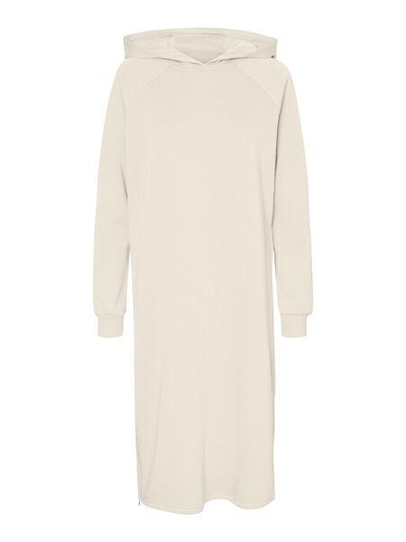 LONG SWEAT DRESS