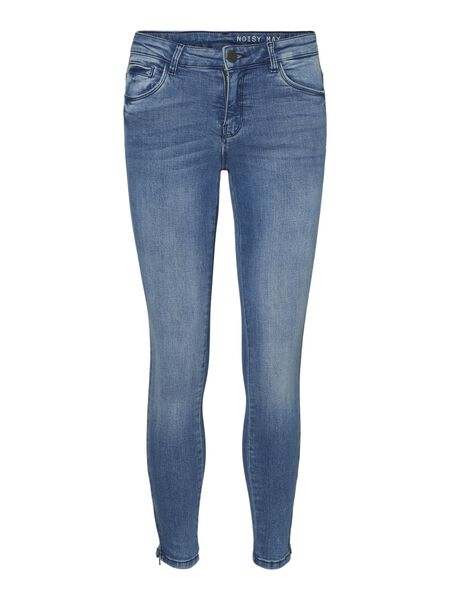 NMKIMMY CROPPED SKINNY FIT JEANS
