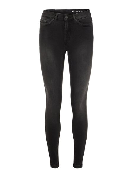 NMEVE LOW WAIST SKINNY FIT JEANS