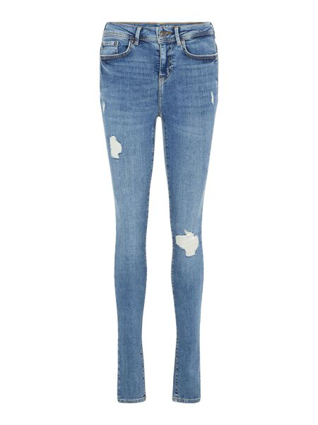 NMVICKY NORMAL WAIST SKINNY FIT JEANS