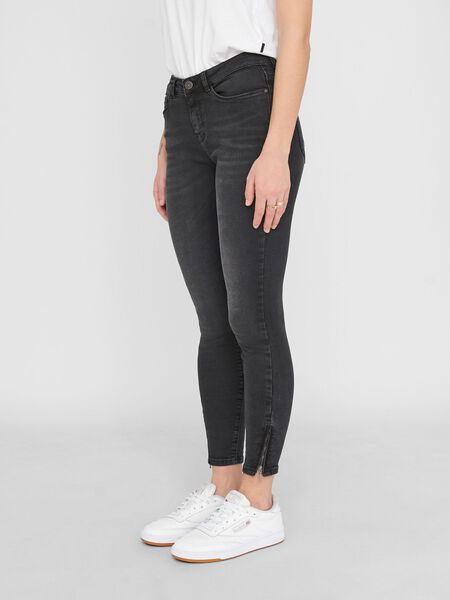 NMKIMMY NORMAL WAIST ANKLE SKINNY FIT JEANS