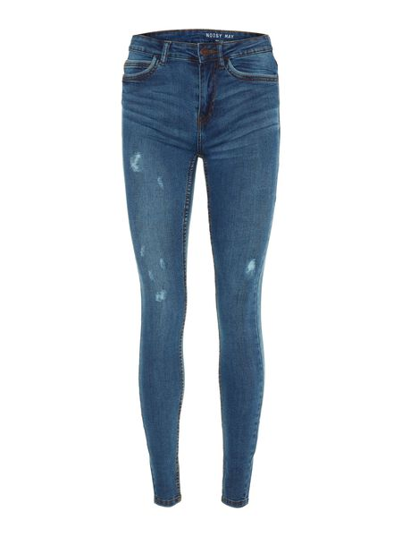 NMLUCY NORMAL WAIST SKINNY FIT JEANS