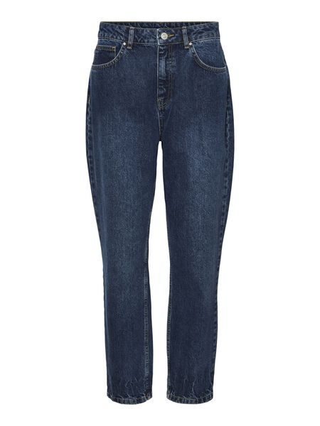 NMISABEL HIGH WWAISTED MOM JEANS